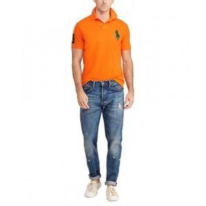 Ralph Lauren Polo Big Pony Orange L